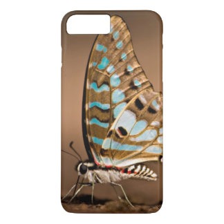 Butterflies Drinking Water, Close-Up, Punda iPhone 8 Plus/7 Plus Case