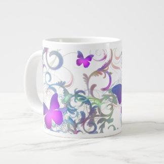 Butterflies Extra Large Mug