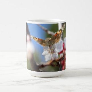 Butterflies Feast Coffee Mug