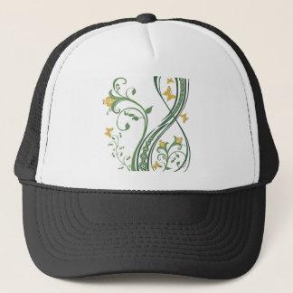 Butterflies Flowers 10% Off Sale Trucker Hat