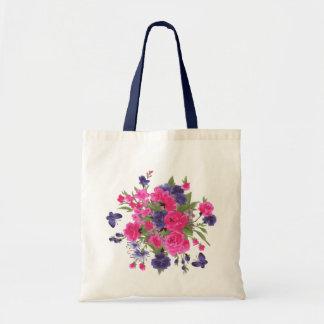 Butterflies & Flowers design Mother's Day Gift Bag