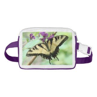 Butterflies Flowers Floral Garden Fanny Pack