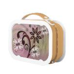 Butterflies & Flowers Yubo Lunchbox