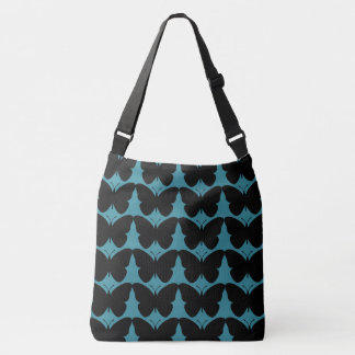 Butterflies-Fly-Free-BLUE--Multi-Styles Crossbody Bag