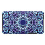 Butterflies Fractal Kaleidoscope Barely There iPod Covers
