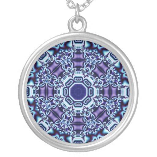 Butterflies Fractal Kaleidoscope Custom Jewelry