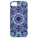 Butterflies Fractal Kaleidoscope iPhone 5 Cover