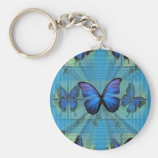 Butterflies Gathering Keychain