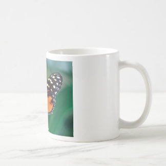 butterflies golden helicon classic white coffee mug