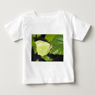 butterflies green leaf baby T-Shirt