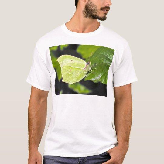 butterflies green leaf T-Shirt