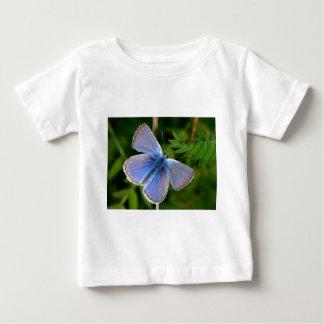 butterflies hairy blue mist baby T-Shirt