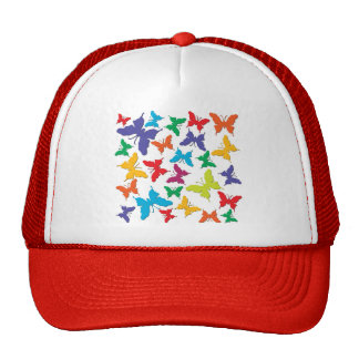 Butterflies Hat