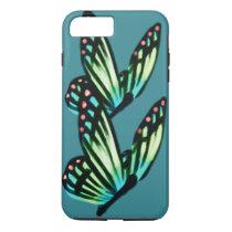 Butterflies Illusion iPhone 8 Plus/7 Plus Case