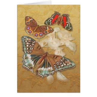 Butterflies in Flight - Customize Cards