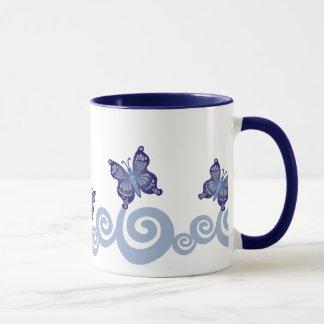 Butterflies in Flight Mug