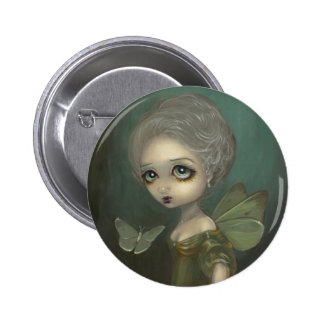 """Butterflies in Gloom"" Button"