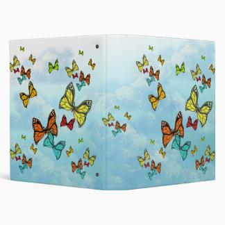 Butterflies in the Sky Binder