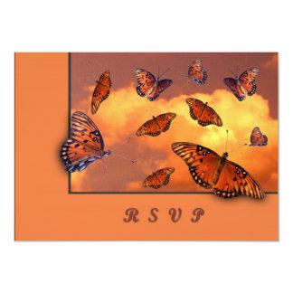 Butterflies in the Sky Card
