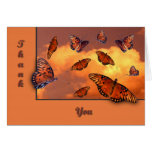 Butterflies in the Sky Greeting Card
