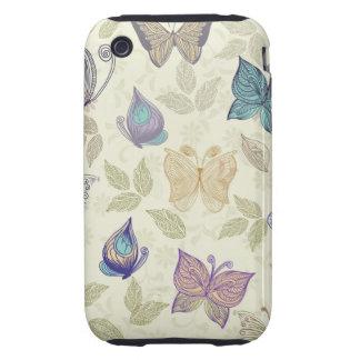 butterflies iphone 3, 3g case tough iPhone 3 cases