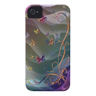 Butterflies iPhone 4 Cases