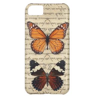 butterflies iPhone 5C case
