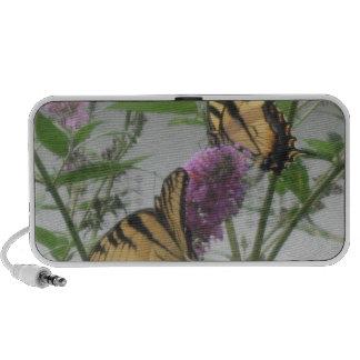 Butterflies iPod Speakers