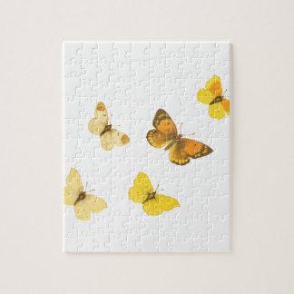 Butterflies Jigsaw Puzzle