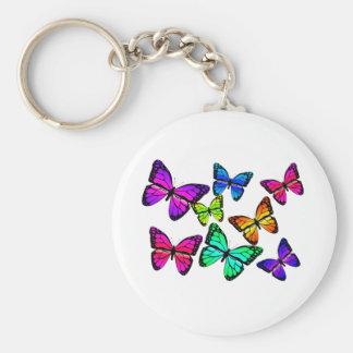 Butterflies Keychain