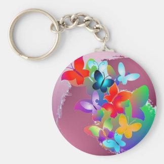 Butterflies Keychains