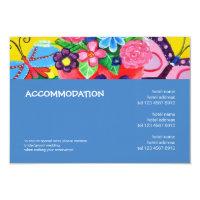 Butterflies &amp; Ladybugs Wedding Enclosure Card 2 Invite (<em>$2.55</em>)