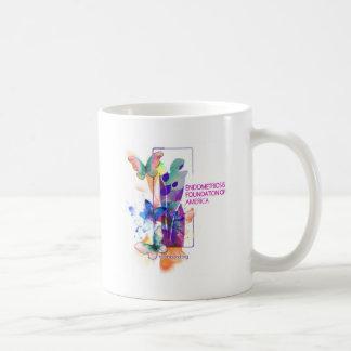 Butterflies Logo Coffee Mug