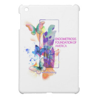 Butterflies Logo Case For The iPad Mini