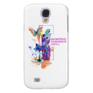 Butterflies Logo Samsung Galaxy S4 Cover