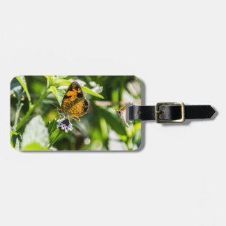 Butterflies Luggage Tag