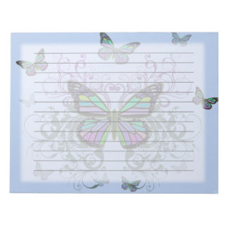 Butterflies Memo Note Pads