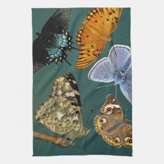 Butterflies Menagerie Kitchen Towel