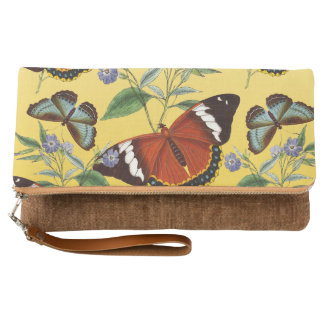 butterflies mix yellow clutch