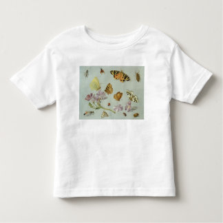 Butterflies, moths and other insects toddler t-shirt