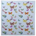 Butterflies Napkins
