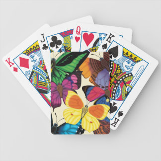 Butterflies of the World Bicycle Playing Cards
