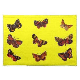 Butterflies on a Placemat