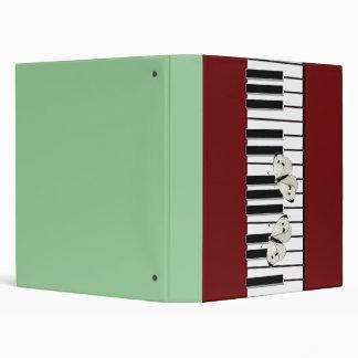 Butterflies on Keyboard Binder