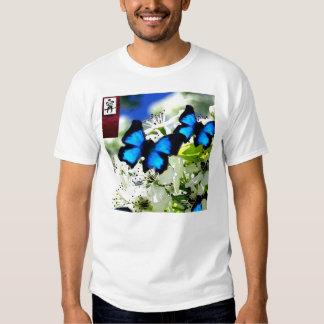 butterflies one t shirt