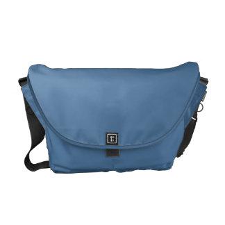 Butterflies Over Rainbow Design Messenger Bags