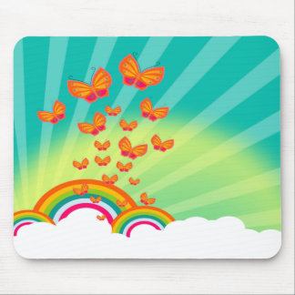 Butterflies Over The Rainbows Mousepad TBA 3/10/09