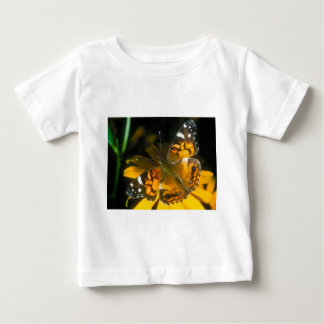 butterflies painted lady baby T-Shirt