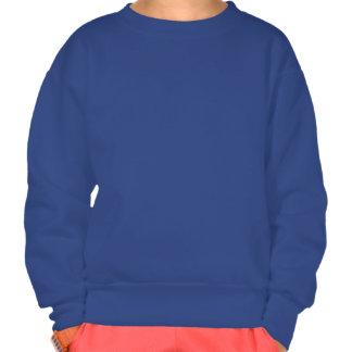 Butterflies Pastel Painting Pullover Sweatshirts