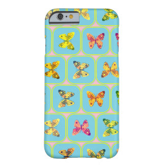 Butterflies pattern barely there iPhone 6 case
